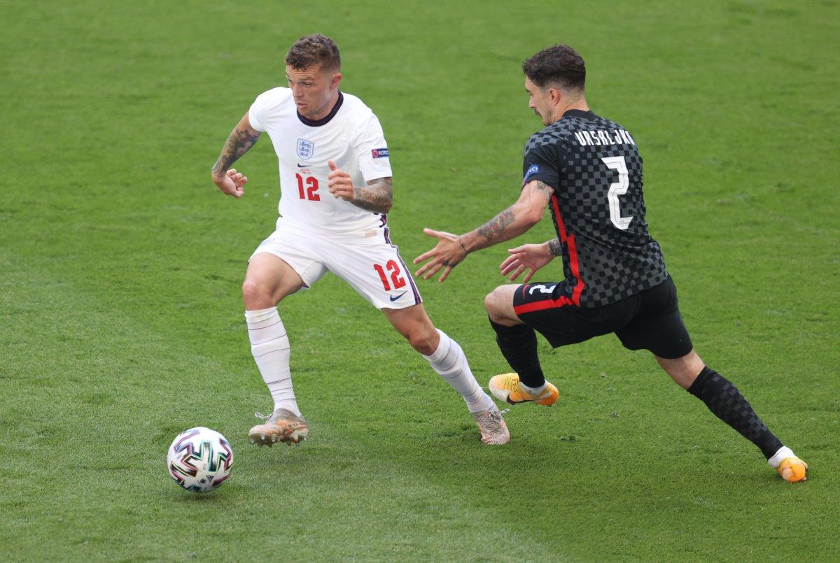İngiltere, Hırvatistan ı tek golle mağlup etti #1