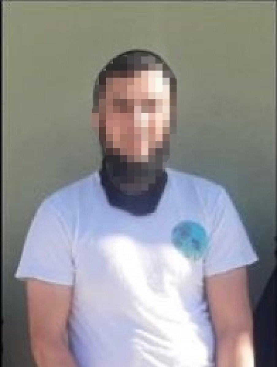 Uluslararası seviyede aranan terörist Hatay'da yakalandı #1
