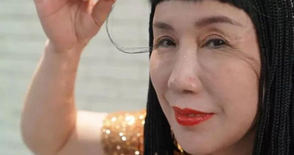 Çinli kadın kirpikleriyle ikinci kez dünya rekoru kırdı #2