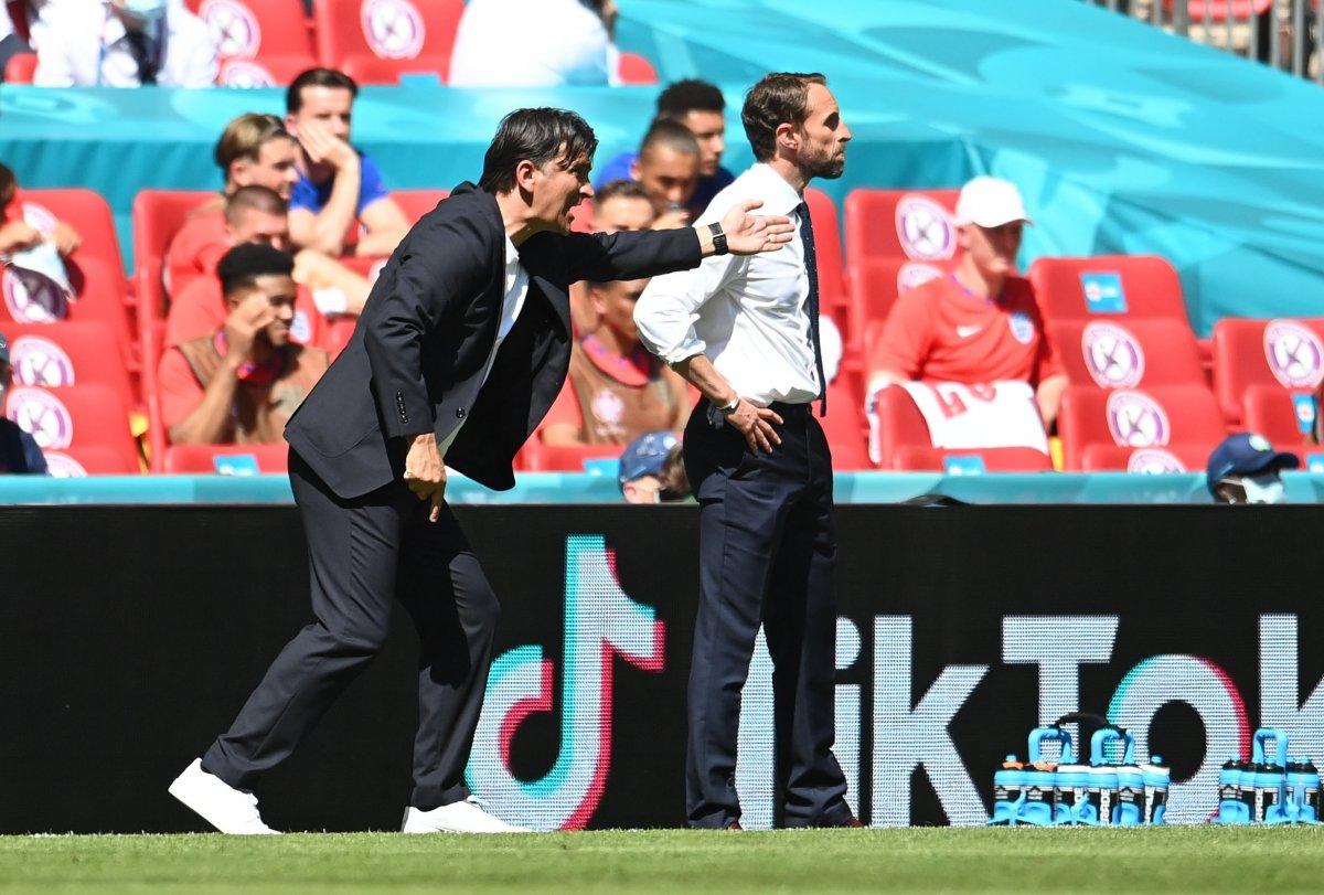 İngiltere, Hırvatistan ı tek golle mağlup etti #4