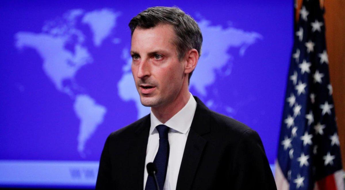 Ned Price: Afrin saldırısını kınıyoruz #1