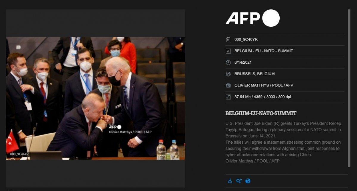 Anadolu Ajansı, Cumhurbaşkanı Erdoğan a yönelik algı operasyonunu çürüttü #2
