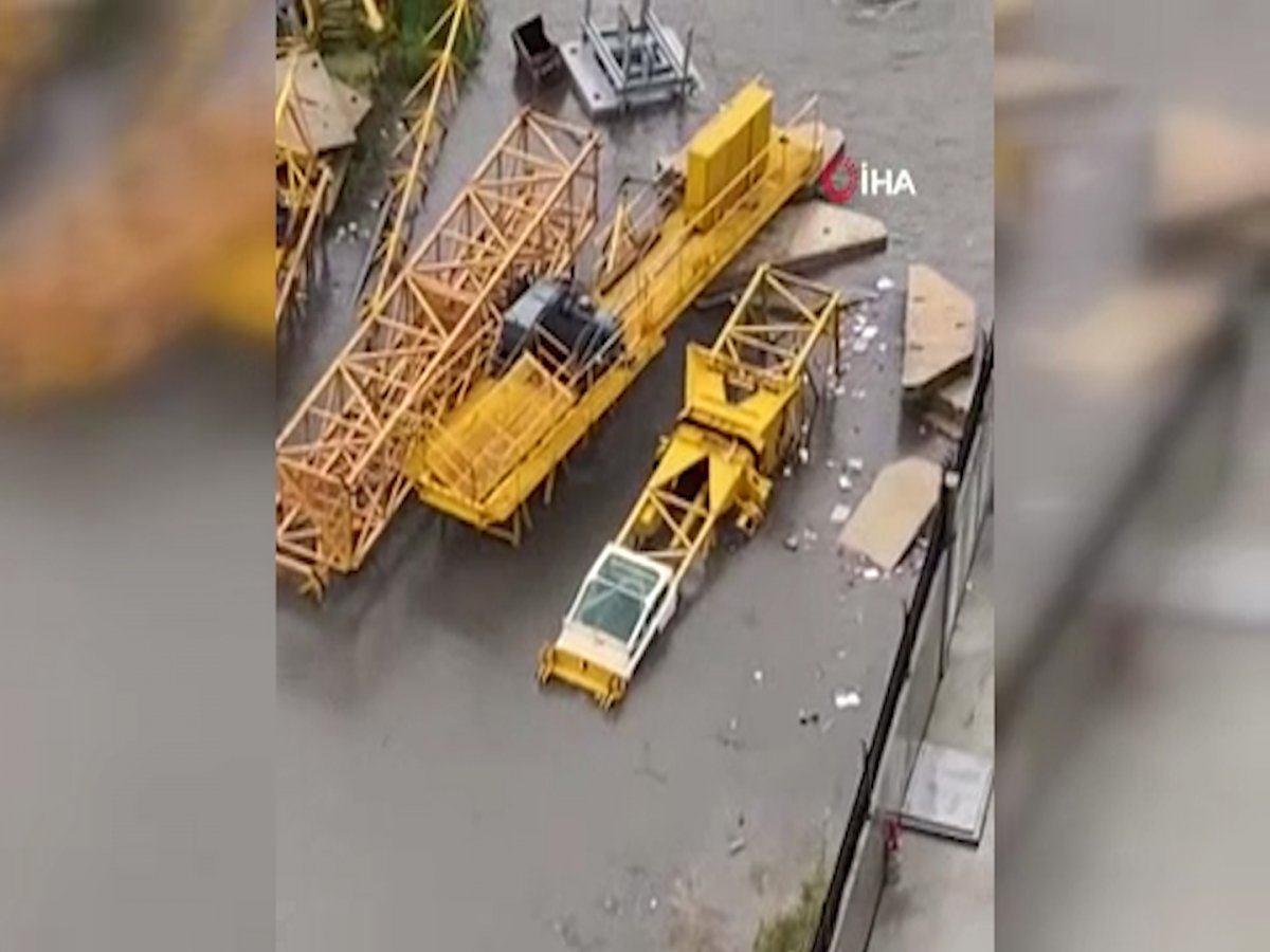 Ankara da sel sonrası araçlar su altında kaldı #3