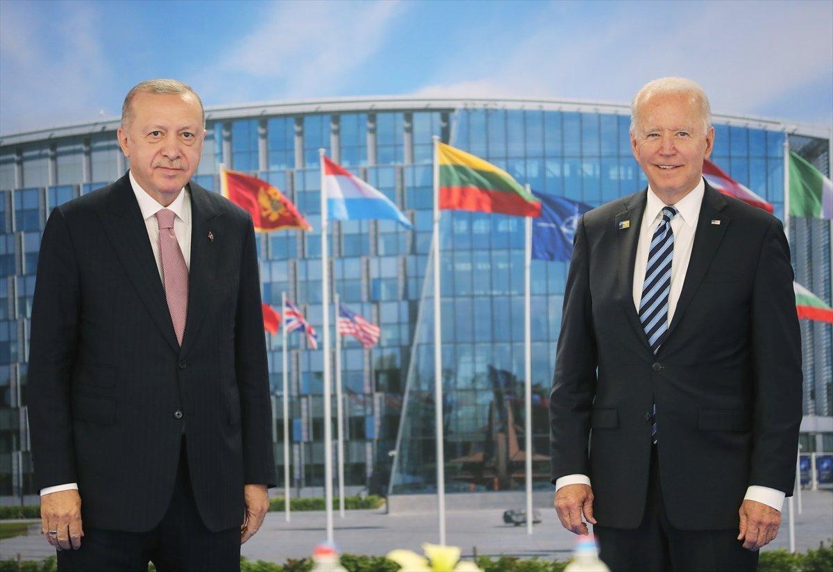 Joe Biden: Erdoğan ile pozitif ve verimli bir toplantı yaptık #1