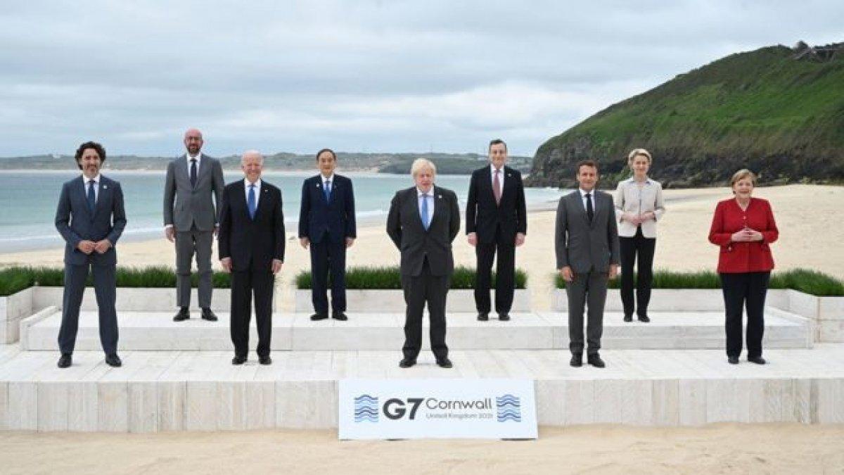 Çin, G7 yi siyasi manipülasyonla suçladı #1