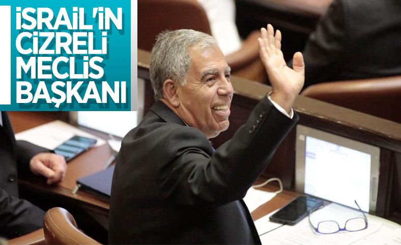 İsrail'in Meclis Başkanı Kürt asıllı Mickey Levy oldu
