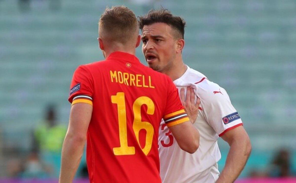 Joe Morrell: Türkiye karşısında ilk golü atmalıyız #1