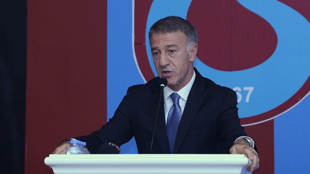 Trabzonspor un borcu belli oldu #1