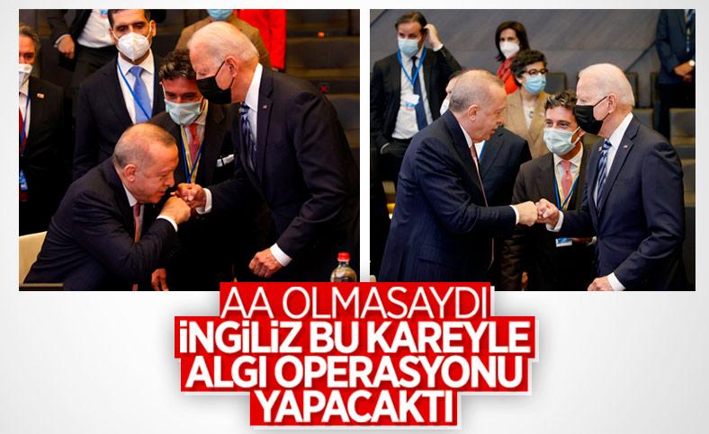Anadolu Ajansı, Cumhurbaşkanı Erdoğan'a yönelik algı operasyonunu çürüttü
