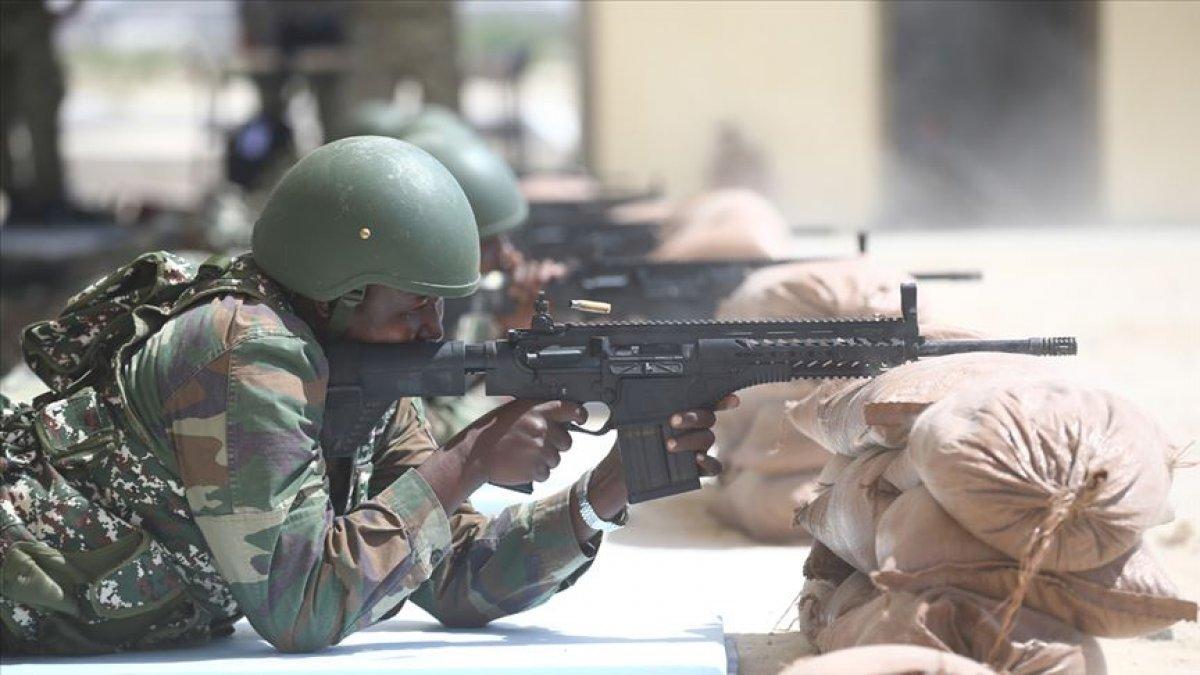 Somali deki Eş-Şebab operasyonunda 50 den fazla militan etkisiz hale getirildi #1