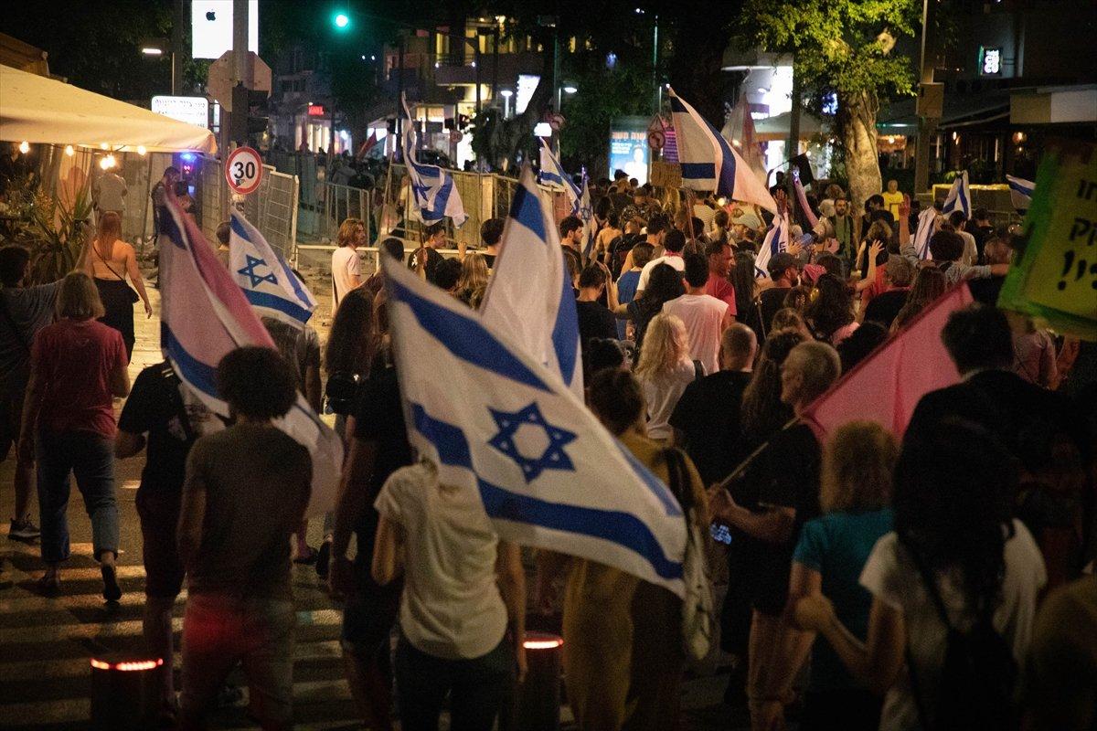 Dünya liderlerinden İsrail'in yeni Başbakanı Bennett'e tebrik #2