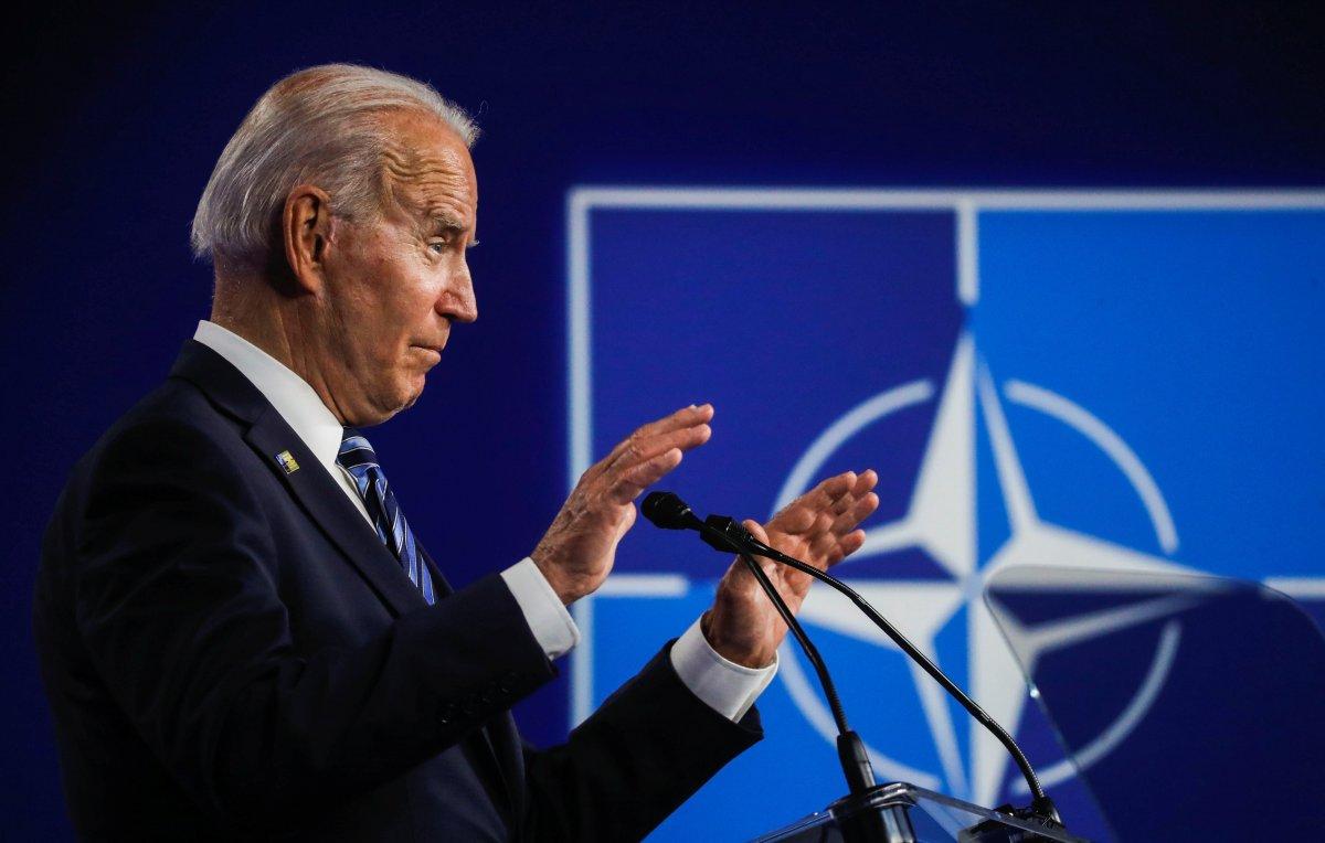 Joe Biden, Vladimir Putin sorusuna gülerek cevap verdi #2
