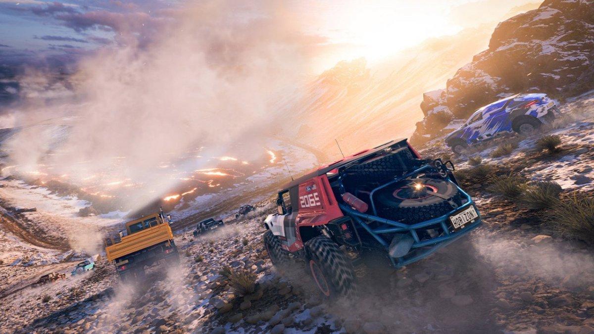 Forza Horizon 5 in haritası ortaya çıktı #1