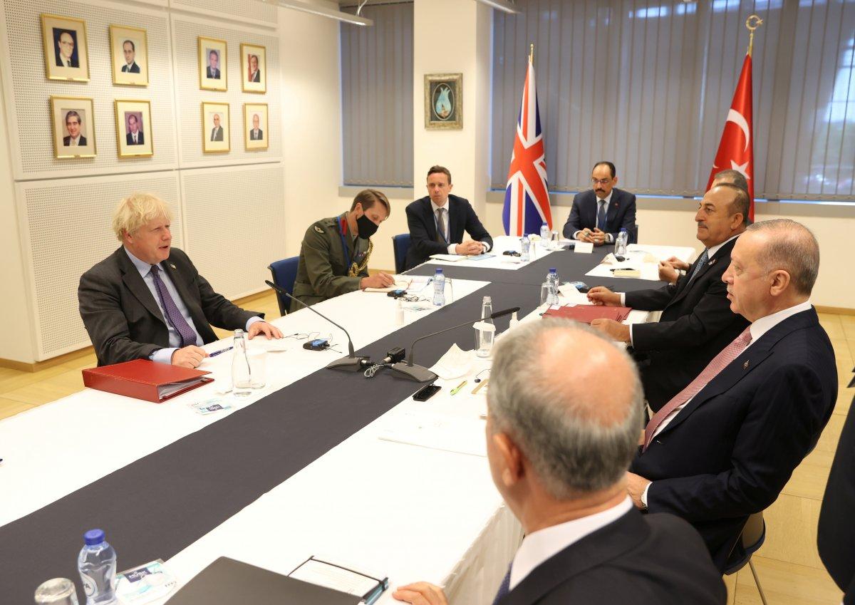 İngiltere Başbakanlık Ofisi nden  NATO Zirvesi  açıklaması #1