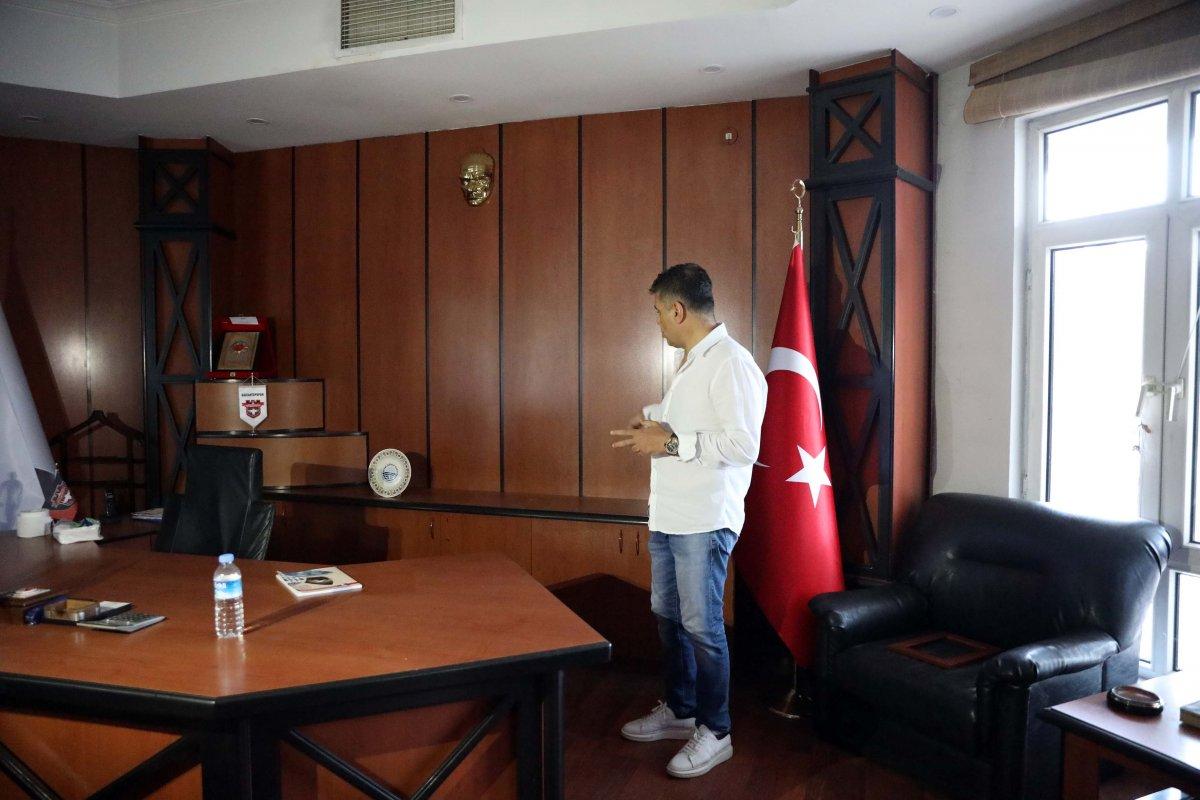 Gaziantepspor un 2 kupası çalındı #4