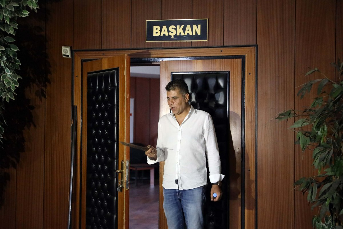 Gaziantepspor un 2 kupası çalındı #5