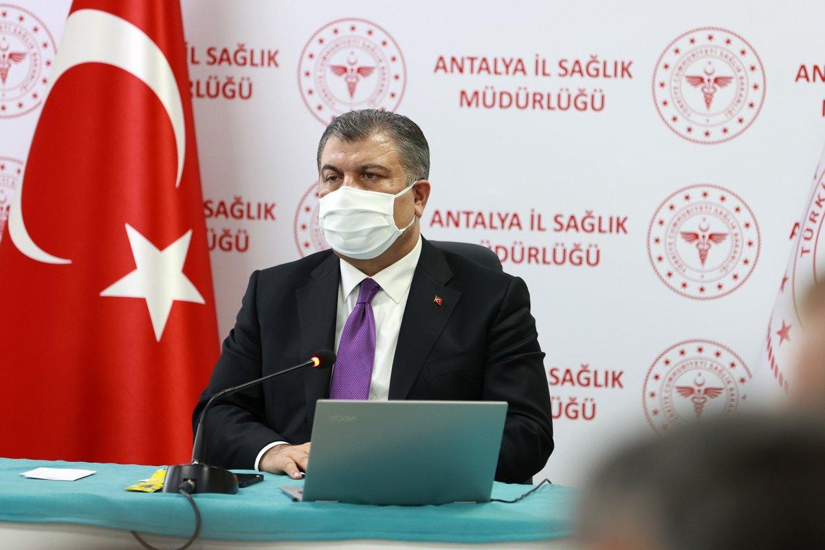 Sputnik V aşısının ilk sevkiyatı Türkiye ye geldi #2