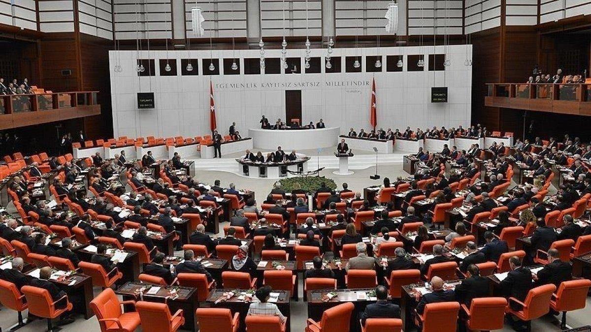 Meclis'te ceza infaz kurumları mesaisi #1