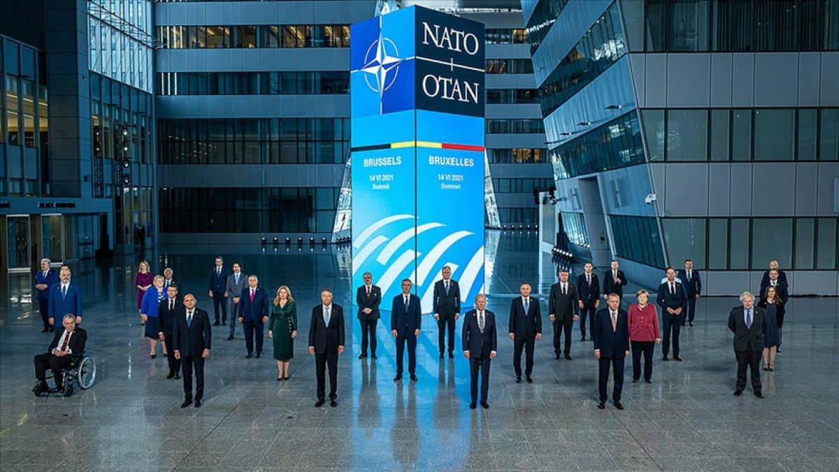 NATO Zirvesi Bildirisi: Türkiye için güvenlik tedbirlerine katkılarımızı artırdık #1