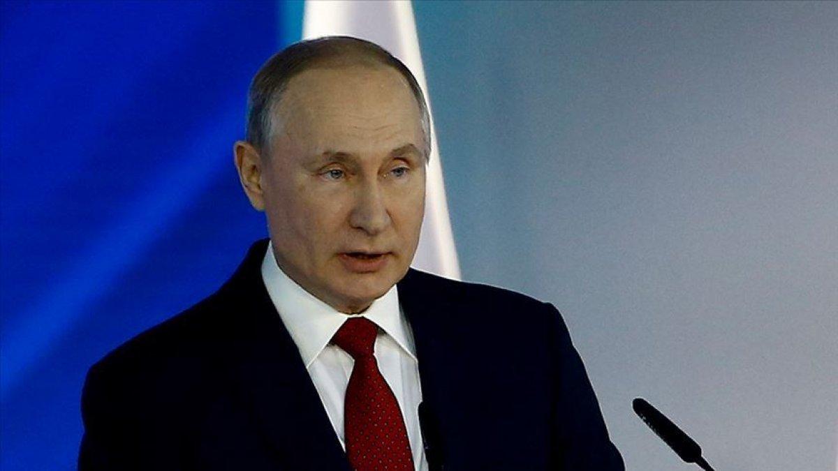 Vladimir Putin den Rus-Amerikan ilişkileriyle ilgili açıklama #2