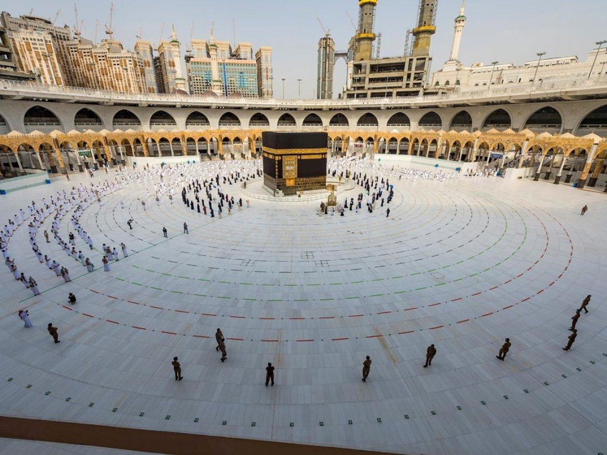 Suudi Arabistan Hac ve Umre Bakanlığı, hacca ilişkin yeni kararlar aldı #2