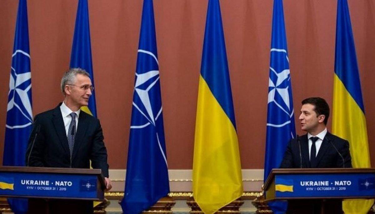 Zelenskiy: Ukrayna NATO nun bir parçası olacak #2