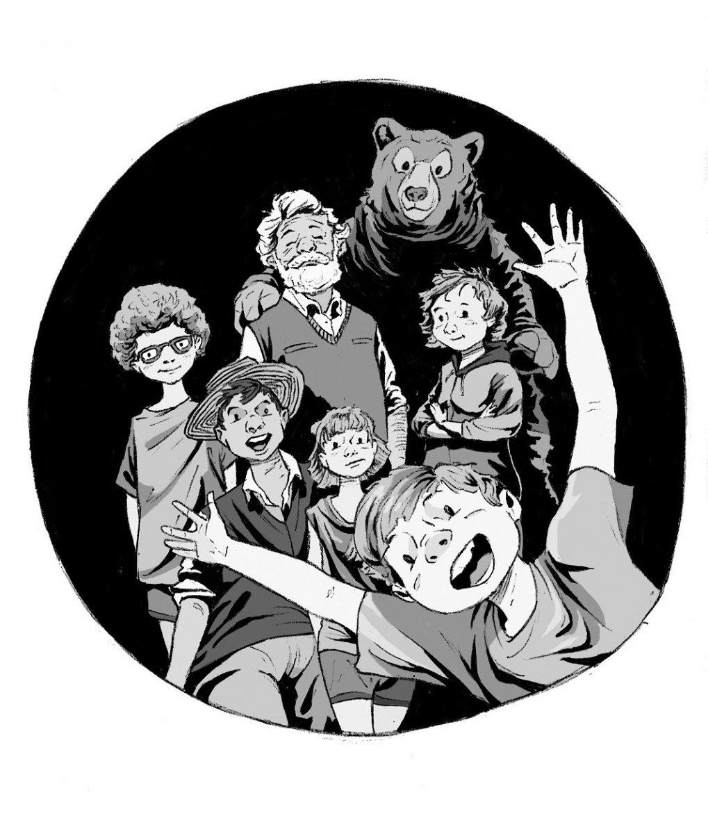Çocuklar tatilde Karaburun un Gizemi ni çok sevecek #3