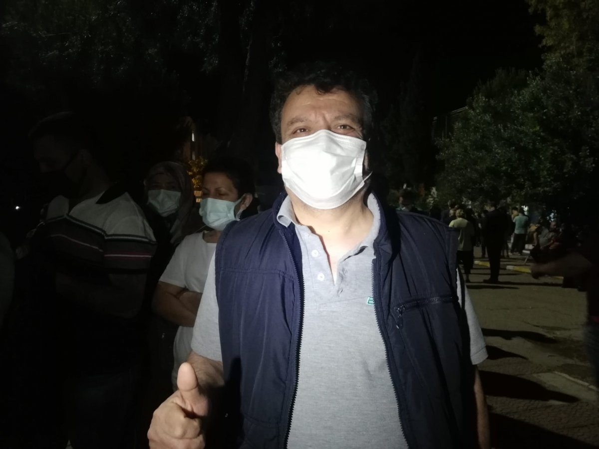 İzmir'de koronavirüs aşısına yoğun talep #6