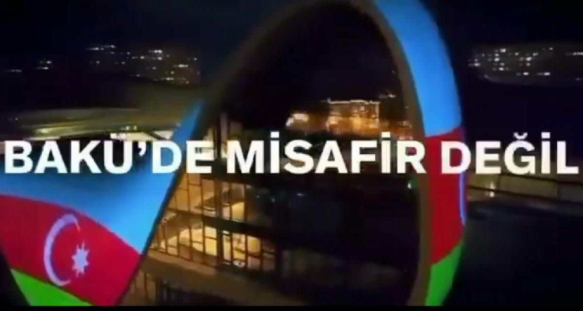 Azerbaycan dan Türkiye A Milli Futbol Takımı için özel klip #1