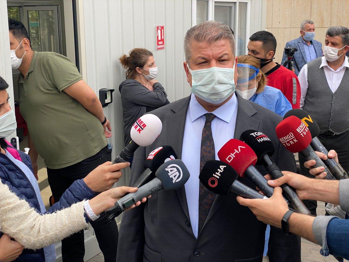 Ankara da mobil sağlık ekipleri  yerinde aşı  uygulamasını başlattı #7