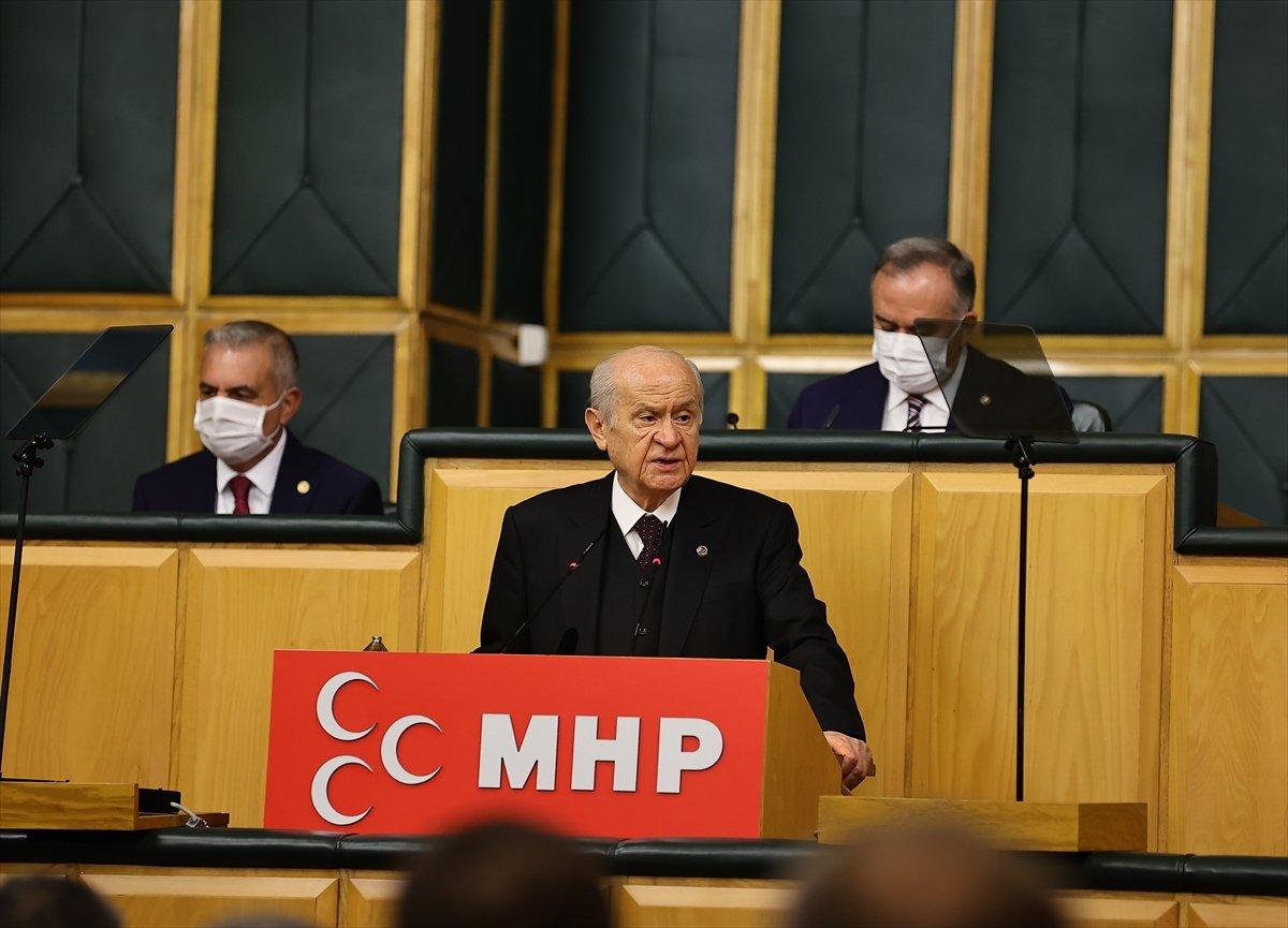 Devlet Bahçeli, erken seçim çağrılarına yanıt verdi #2