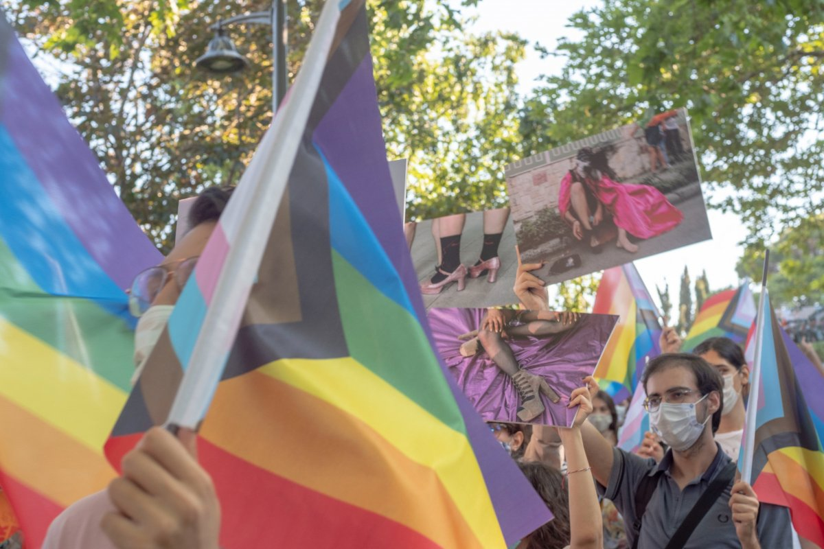 Boğaziçi Üniversitesi nde LGBT yürüyüşü #5