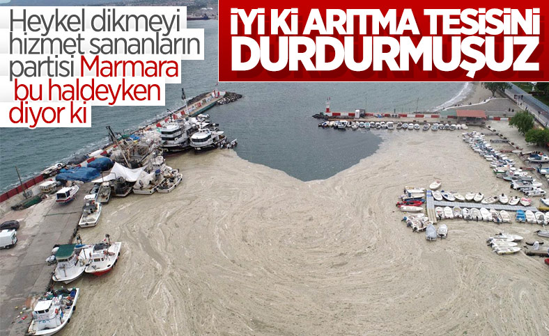 CHP, Ekrem İmamoğlu'nun temel atmama törenini savunuyor