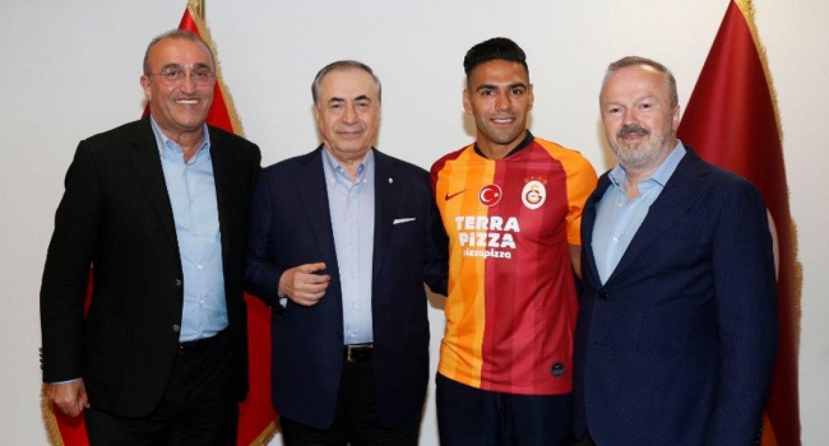 Mustafa Cengiz: Falcao transferinden pişman oldum #4