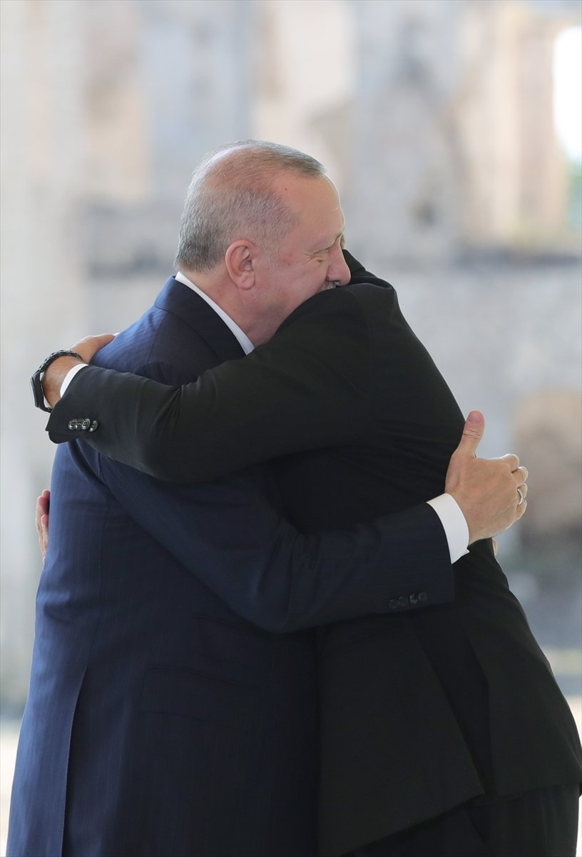 Cumhurbaşkanı Erdoğan ve Aliyev, Şuşa Beyannamesi ni imzaladı #17