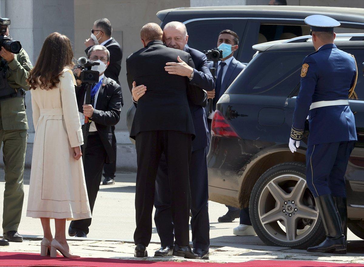 Cumhurbaşkanı Erdoğan ve Aliyev, Şuşa Beyannamesi ni imzaladı #14