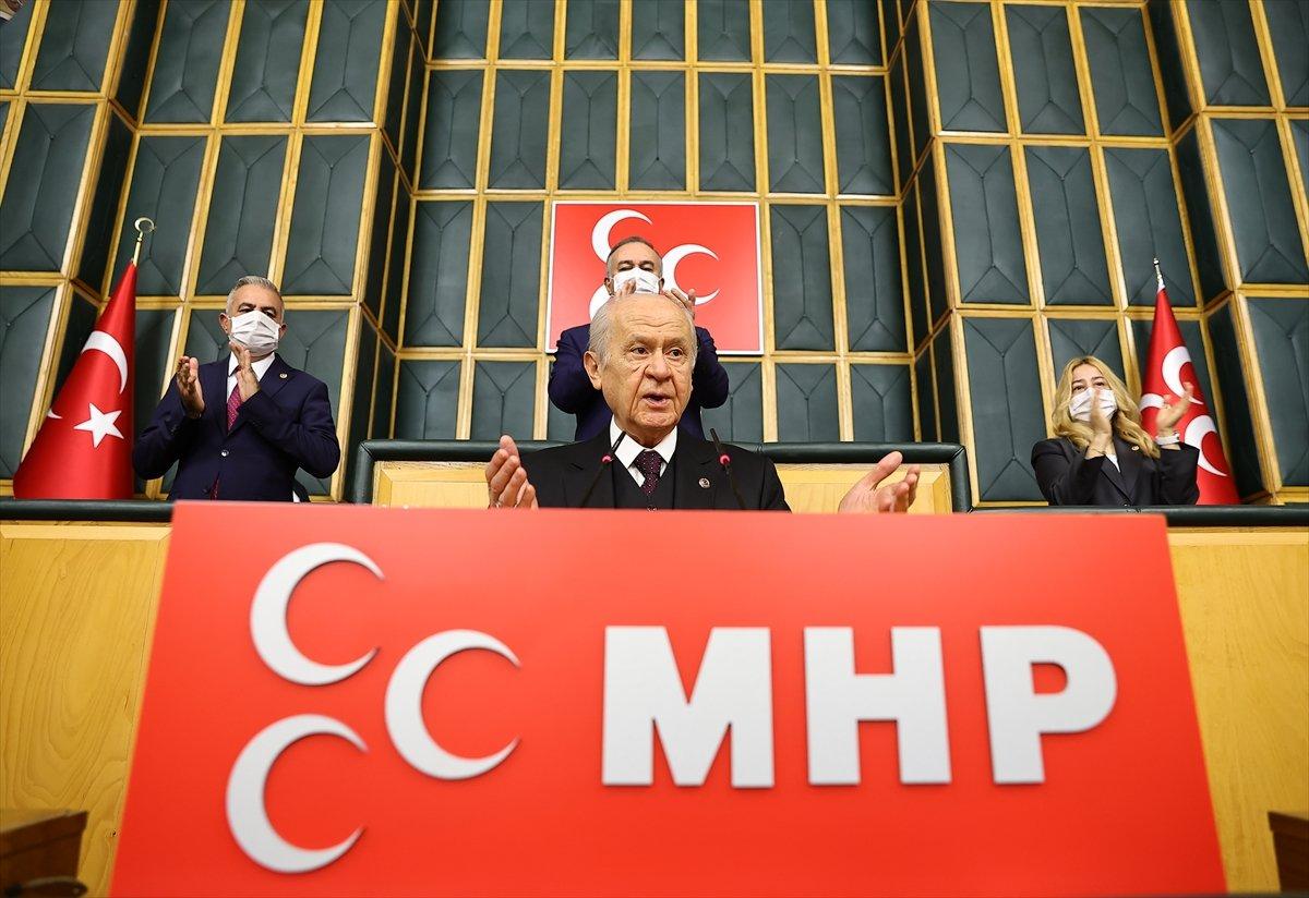 Devlet Bahçeli, erken seçim çağrılarına yanıt verdi #3
