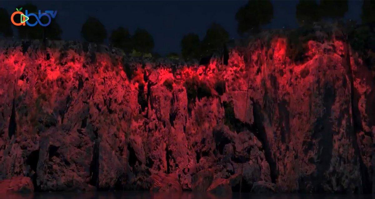 Antalya da falezlerin  pavyon a benzetildiği proje iptal edildi #3