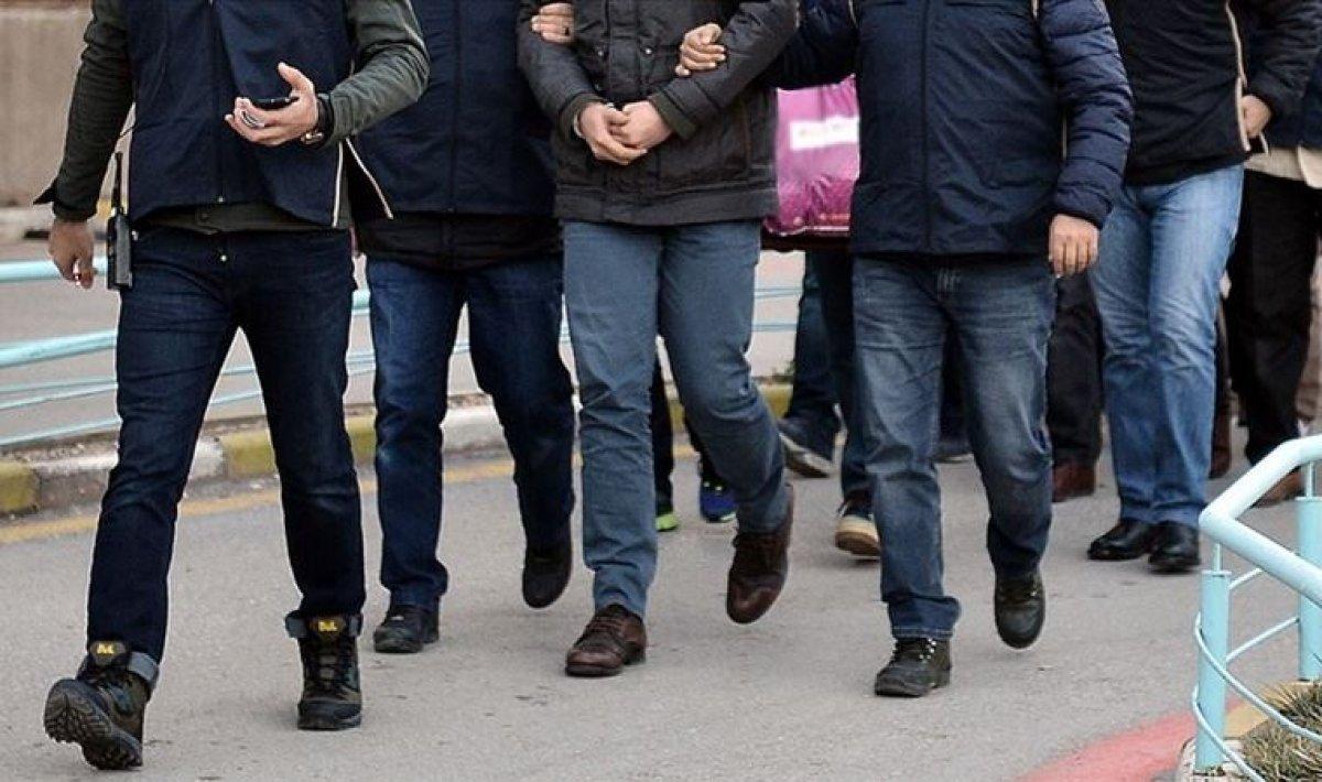 Hatay da FETÖ operasyonu: 16 gözaltı #1