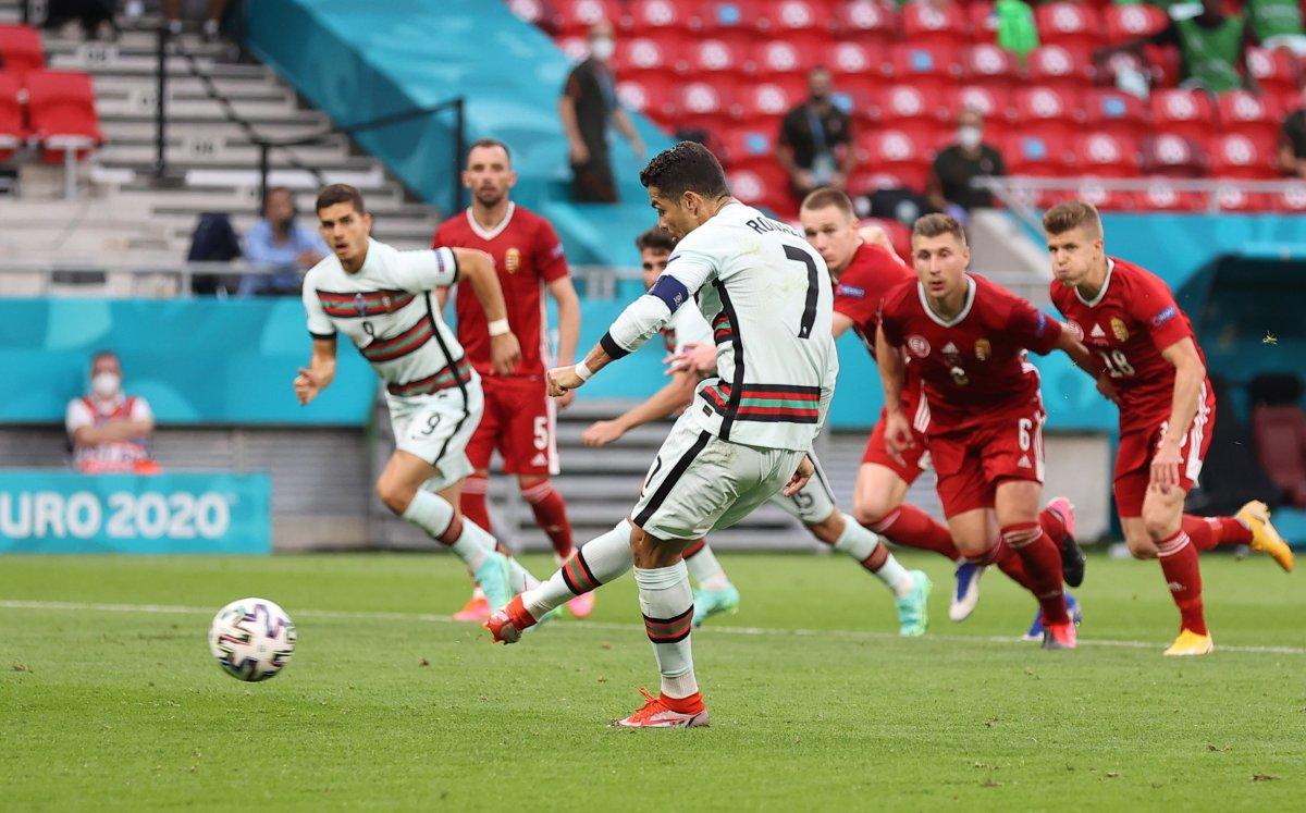 Portekiz, Macaristan ı 3 golle yendi #3
