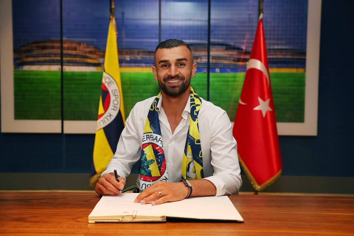 Serdar Dursun Fenerbahçe de #3