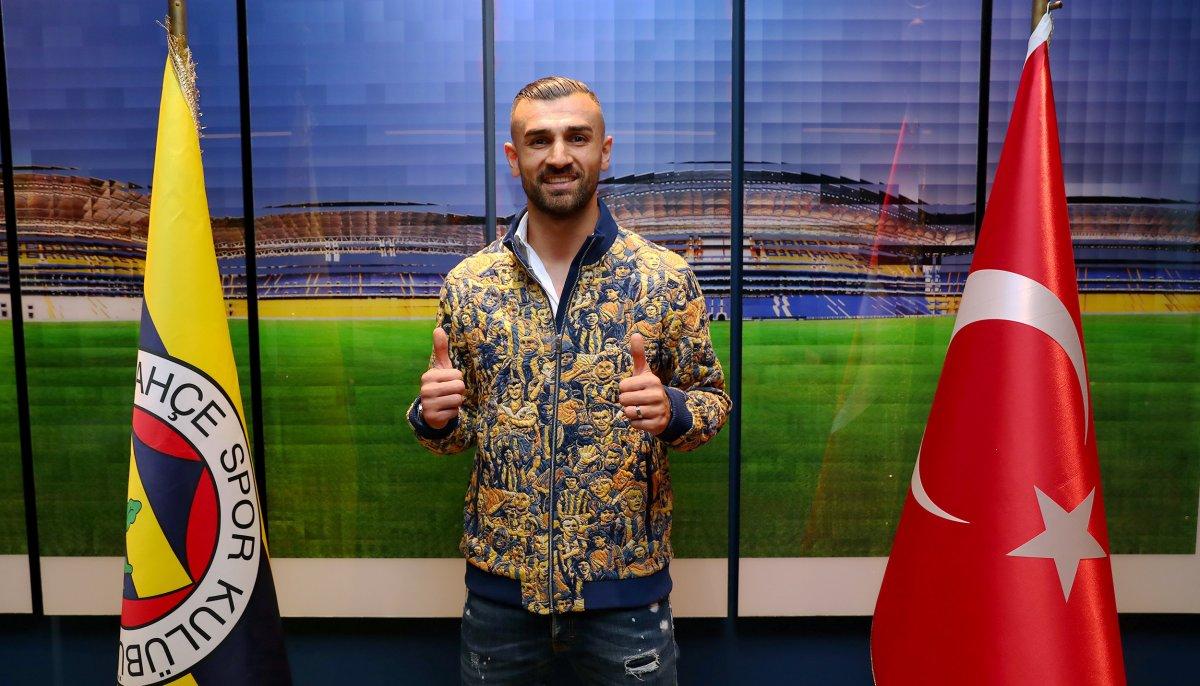 Serdar Dursun Fenerbahçe de #2
