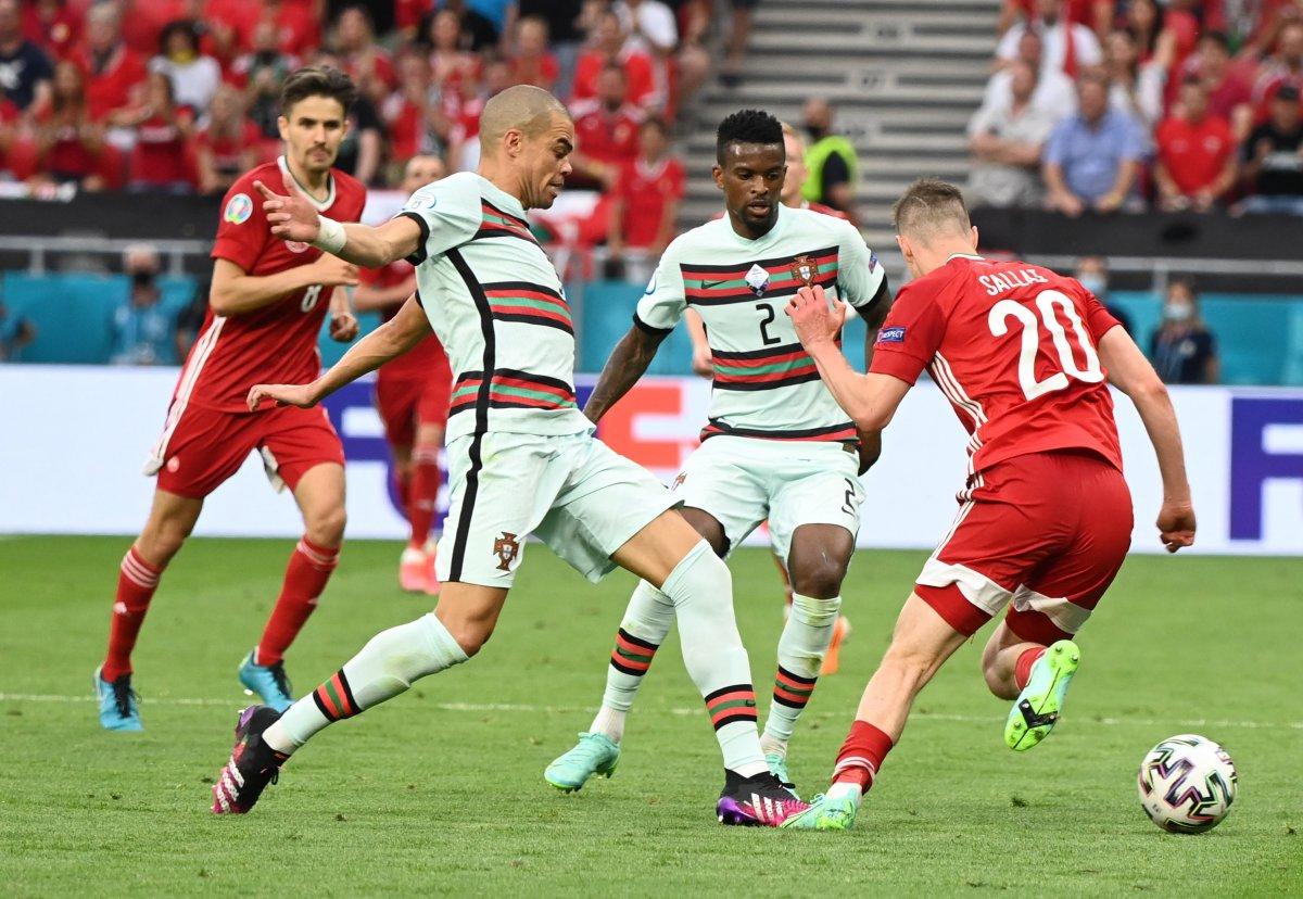 Portekiz, Macaristan ı 3 golle yendi #1