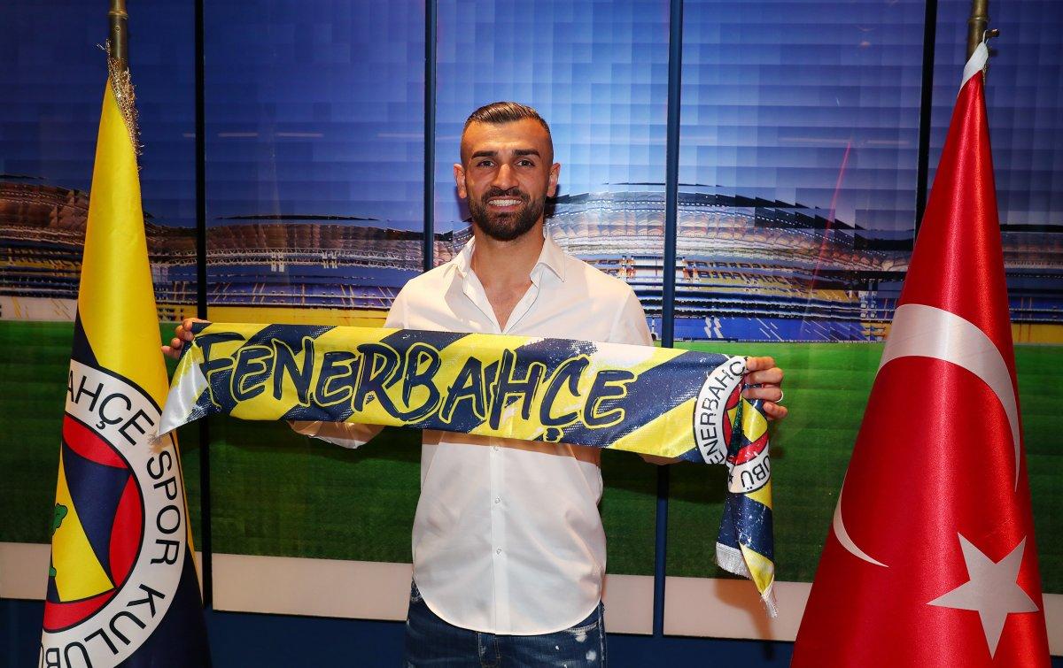 Serdar Dursun Fenerbahçe de #1