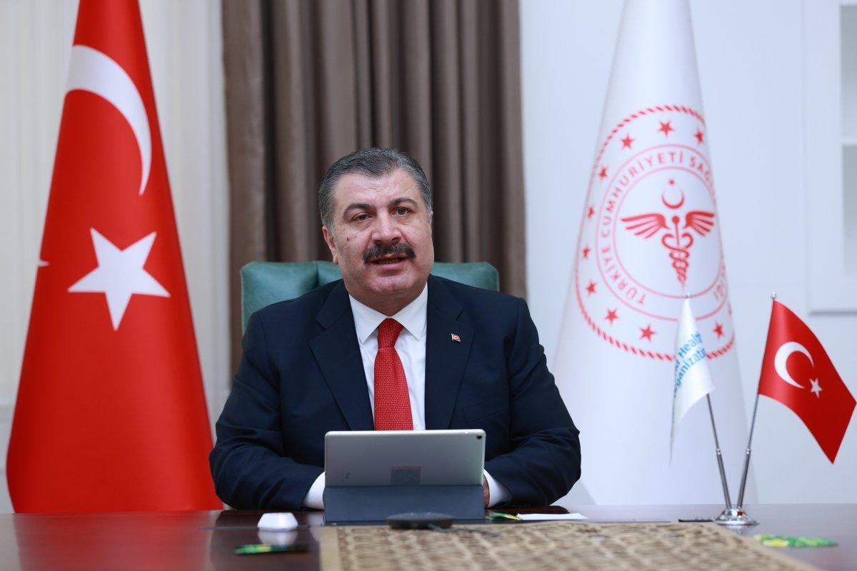 DSÖ Avrupa Direktörü Kluge'dan Türkiye'ye tebrik #1