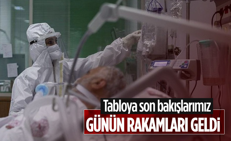 15 Haziran Türkiye'nin koronavirüs tablosu