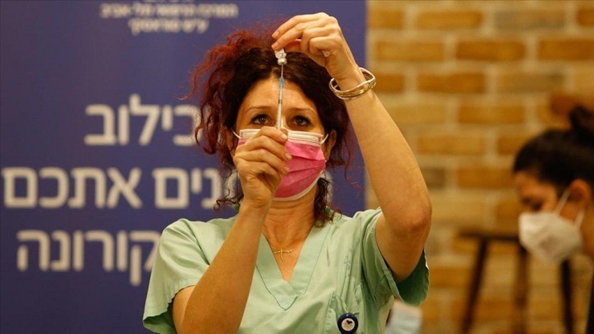İsrail, kapalı alanlarda maske takma zorunluluğunu kaldırdı #1