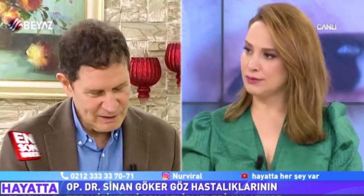 Doktor Sinan Göker, göz rahatsızlıklarının tedavisi hakkında konuştu  #3