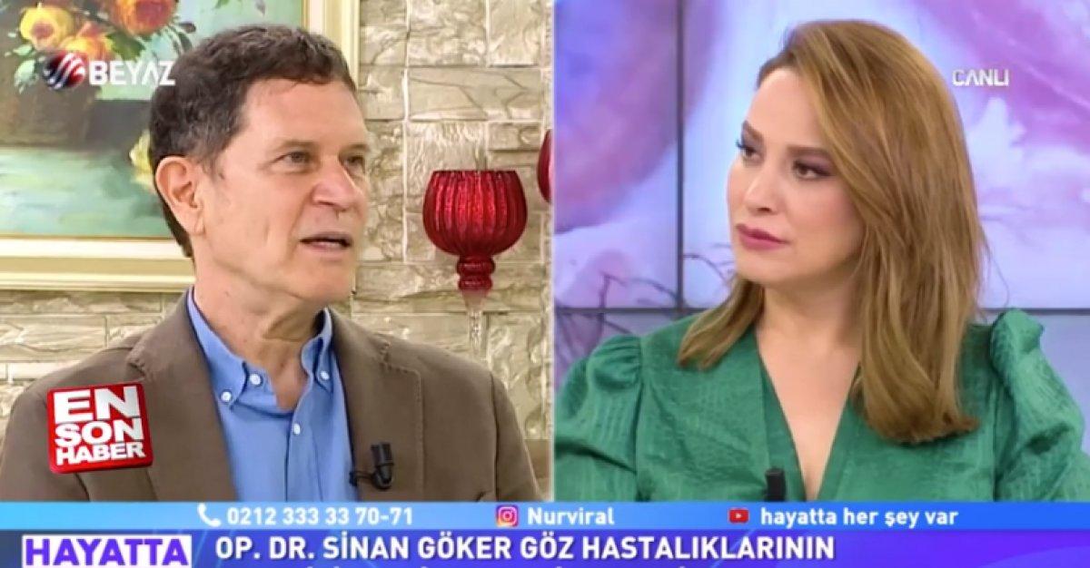 Doktor Sinan Göker, göz rahatsızlıklarının tedavisi hakkında konuştu  #2