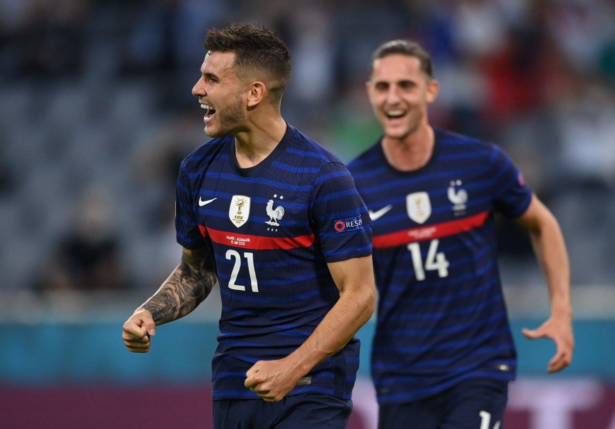 Fransa, Almanya yı tek golle mağlup etti #3